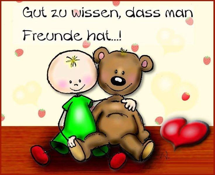 Freunde….
