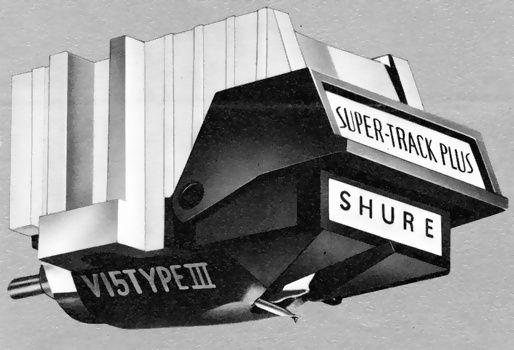 SHURE V-15 Type III