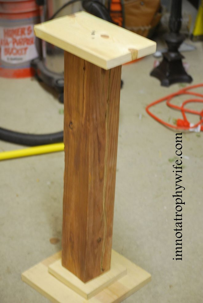 Diy Wooden Stands ~ Best diy plant stand ideas only on pinterest