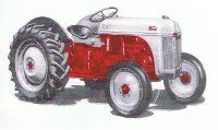 Tractors And Ford On Pinterest