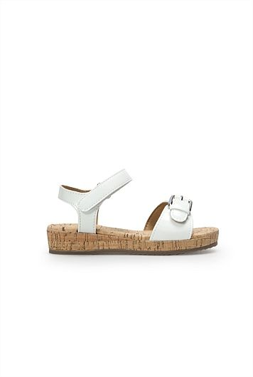 Strappy Cork Sandal