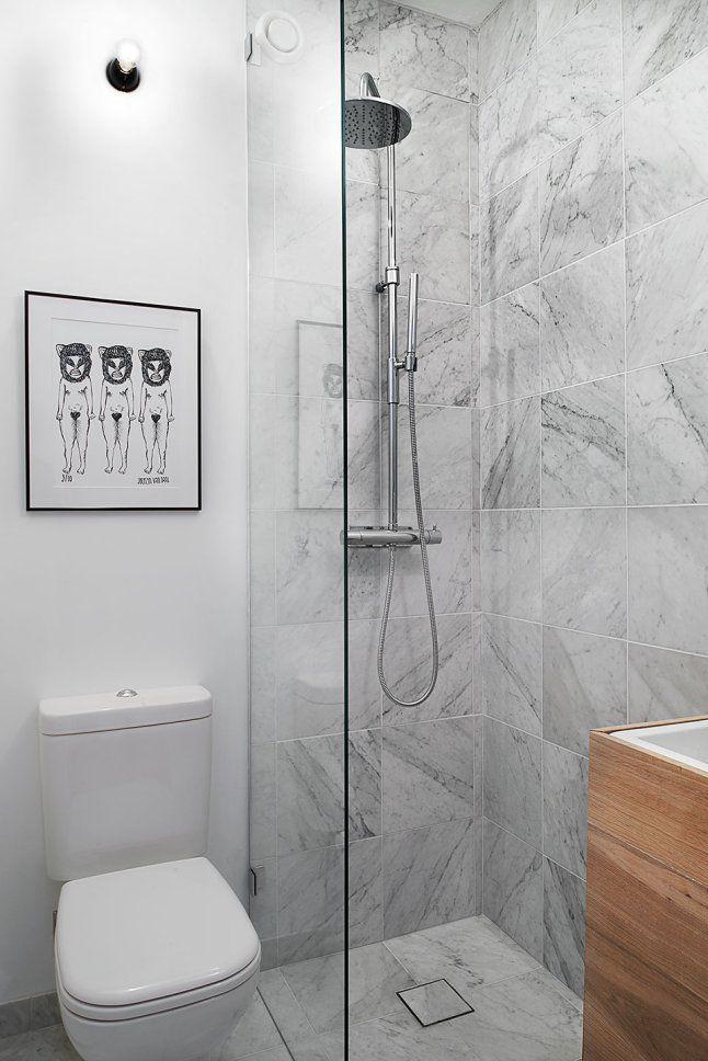 Les petites surfaces du jour : un deux pièces clean comme un sou neuf | PLANETE DECO a homes world