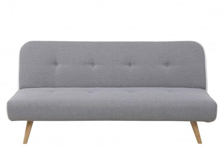 Canapea extensibila Havana Grey/White