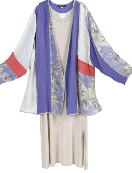 Plus Size Special Occasion Jacket Silk Floral Periwinkle Coral Ivory: SHOP NOW Unique jackets for women 14 - 36, mother of the bride, special occasion, artwear, elegant and unique women's clothing, xoPeg #PeggyLutzPlus #PlusSize #style #plussizestyle #plussizeclothing #plussizefashion #womenstyle #womanstyle #womanfashion #weddingstyle #springstyle #springfashion #formal #eveningwear #style #couture #elegantwoman #elegantplus #uniquejackets