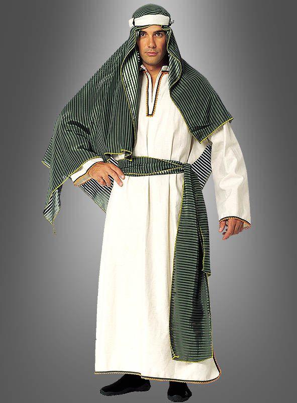Scheich Kostüm  aus 1001 Nacht