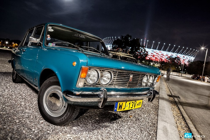 Fiat 125p Kant