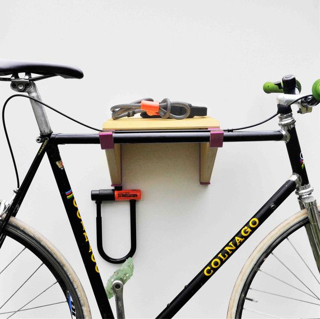 velowl fahrradhalterung fahrradhalter bikeshelf. Black Bedroom Furniture Sets. Home Design Ideas