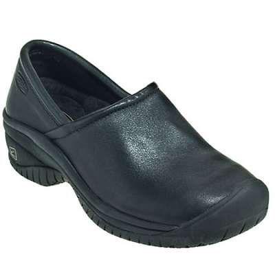 Keen Shoes: Women's 1006987 Slip-On Black Non-Slip Water-Resistant Shoes