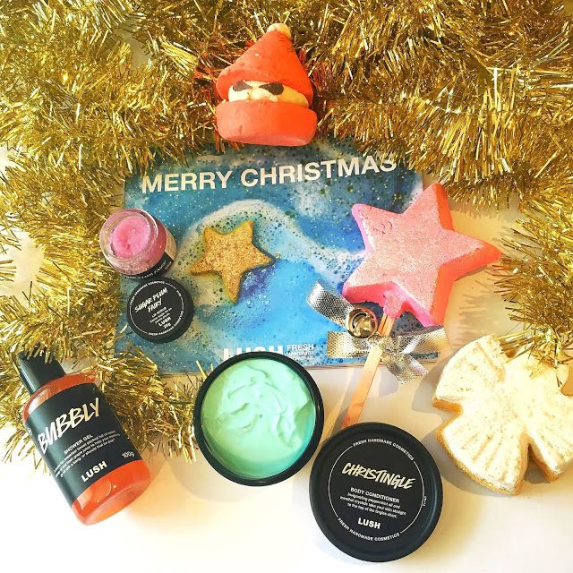 Max The Unicorn: Lush 2016 Christmas Collection!