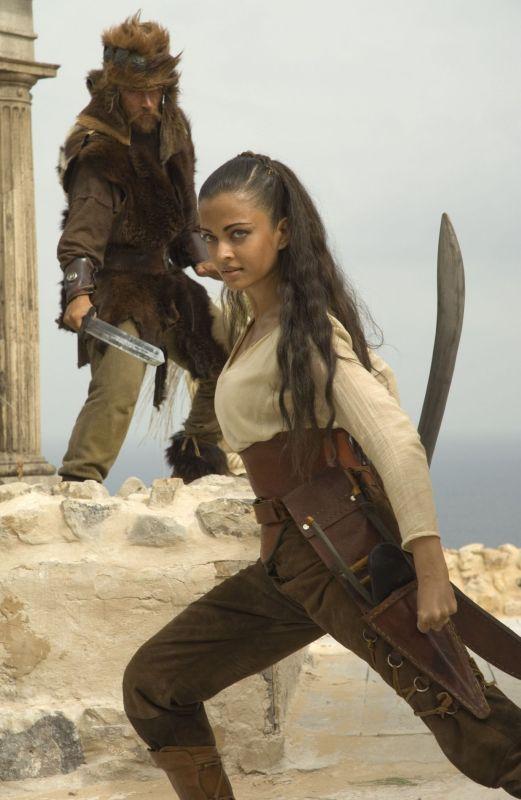Aishwarya Rai In The Last Legion Beautiful But Deadly 5 - The Bollywood Edition