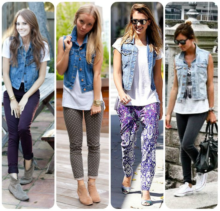 denim vest outfits | Could I Have That // Girl Crush Blog // 3 // 4