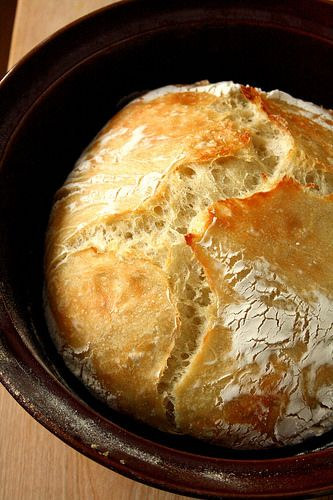 Anna's Rustic No-Knead Artisan Bread is one of my most popular posts of all time. Lovely recipe Anna!