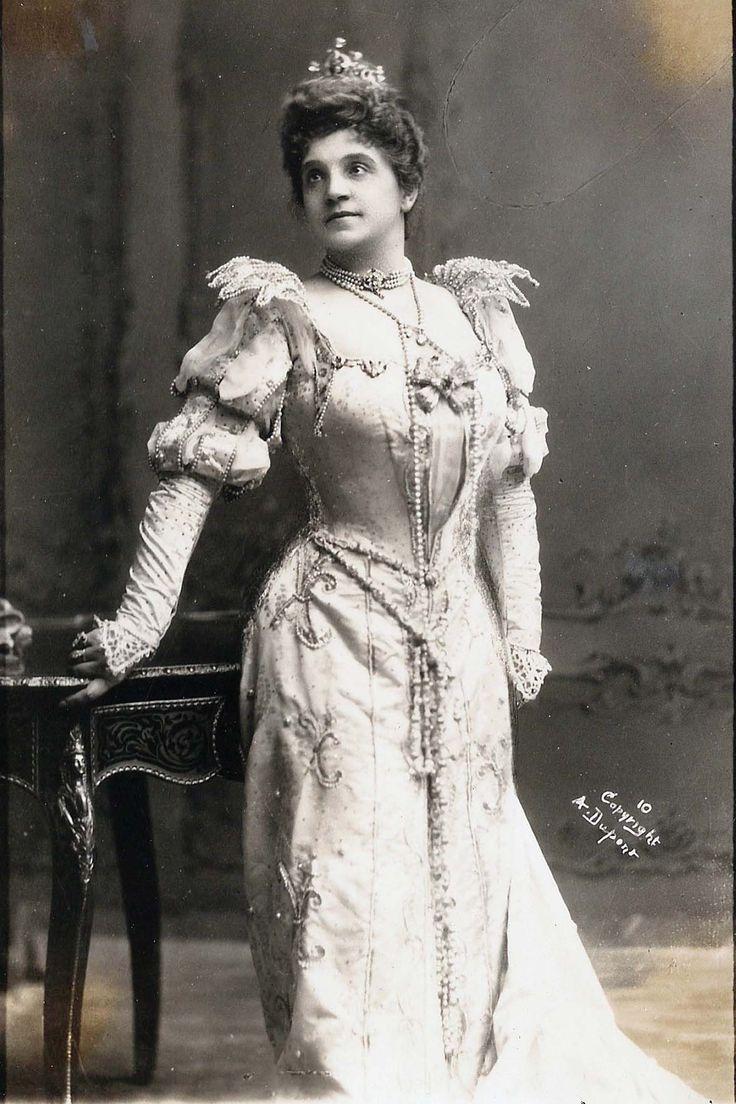 Marcella Sembrich (1858 – 1935) Polish Coloratura Soprano
