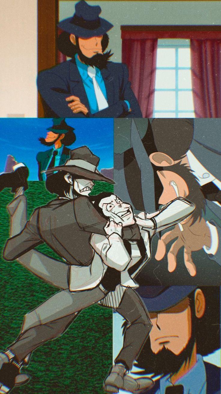 Lupin the third wallpaper em 2020