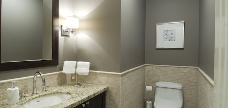 Walls Are Benjamin Moore Metropolis Gorgeous Gray Bathroom Design With Beaut