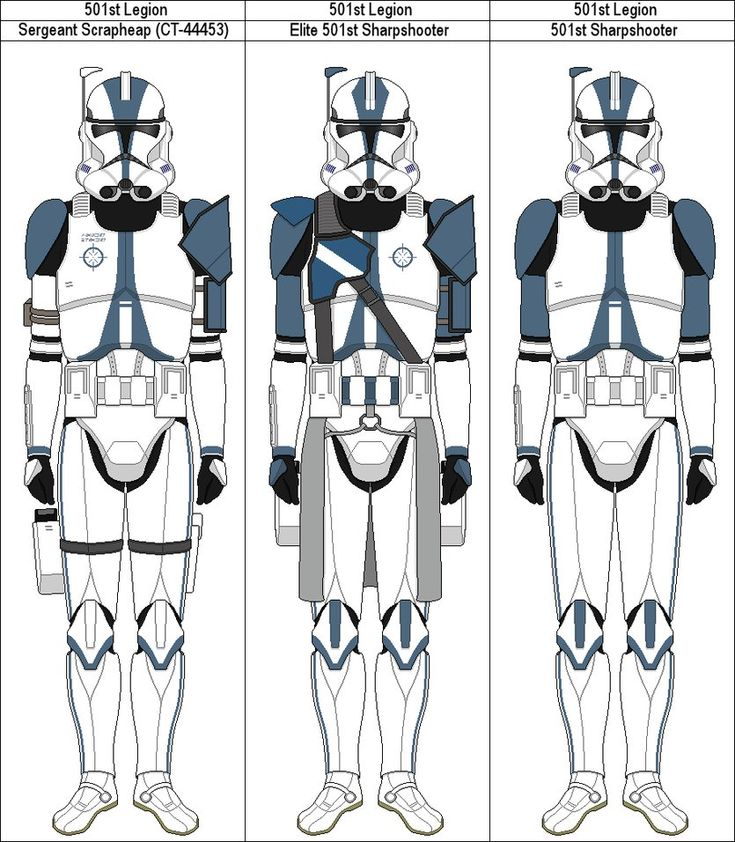 Commander Guire And Sergeant Hoax Below To Base Clone