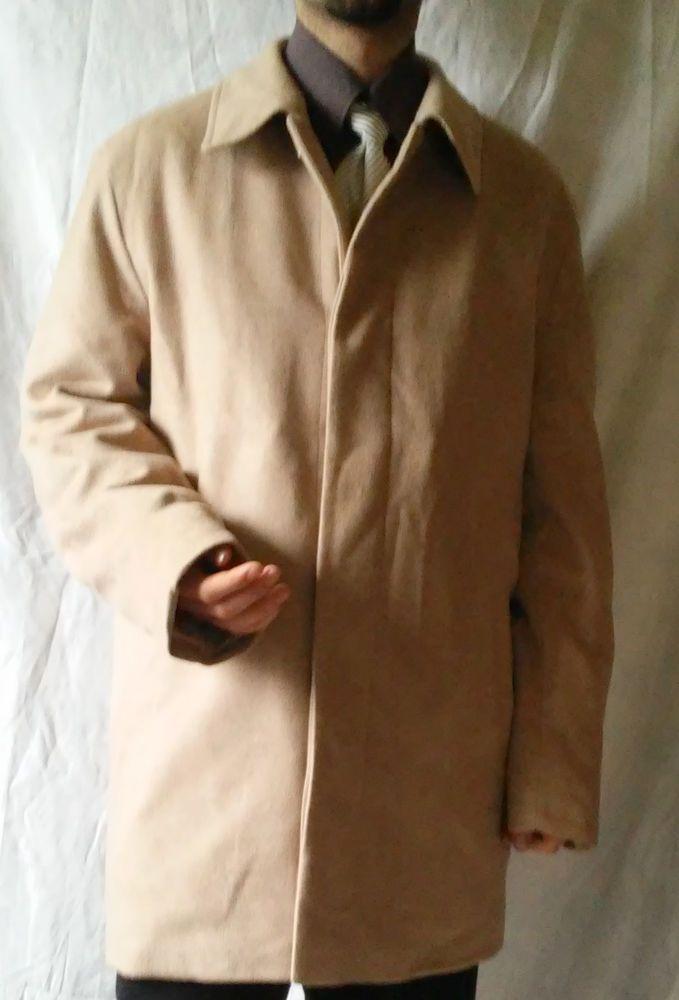 #tumbrl#instagram#avito#ebay#yandex#facebook #whatsapp#google#fashion#icq#skype#dailymail#avito.ru#nytimes #i_love_ny     Hugo Boss Men's  Wool & Cachemere Camel  Coat  size 3XL ,2XL #HUGOBOSS #BasicCoat