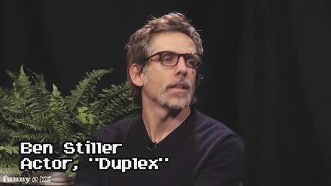Between Two Ferns with Zach Galifianakis: Ben Stiller (VIDEO)