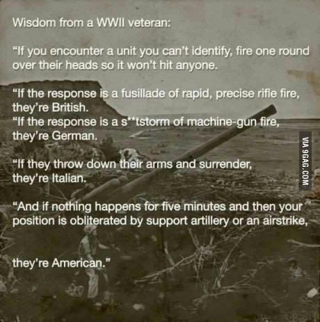 World war stories