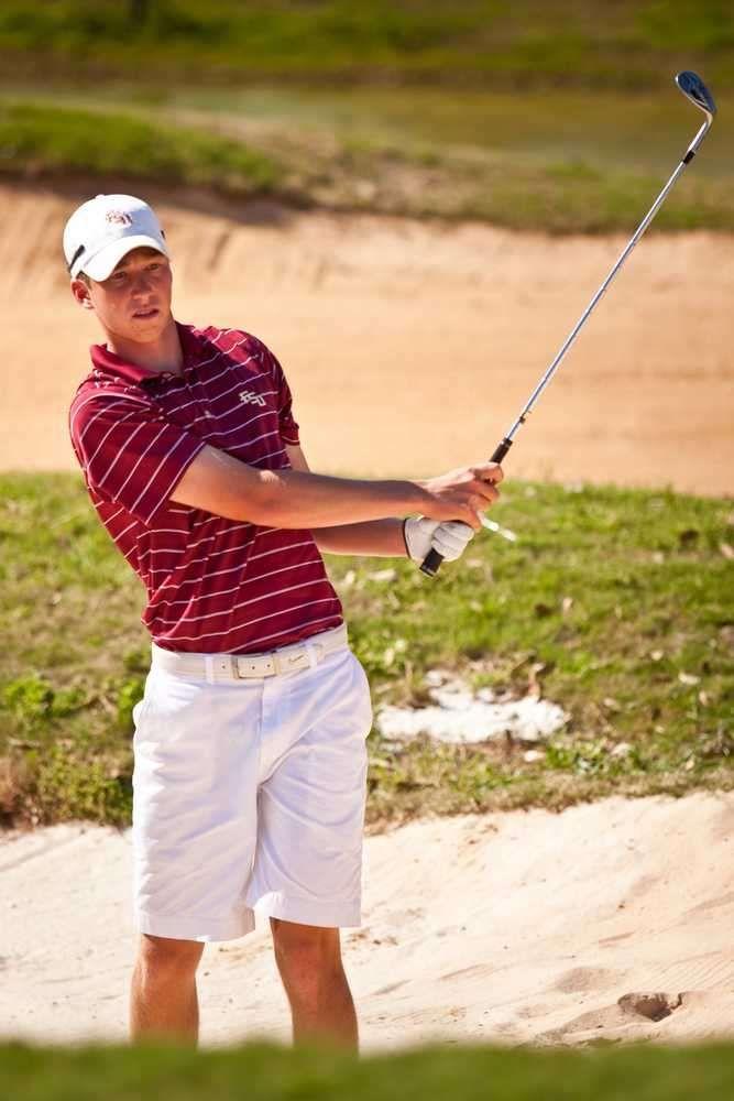 Florida State golfer Daniel Berger  Ross Obley/Florida State University