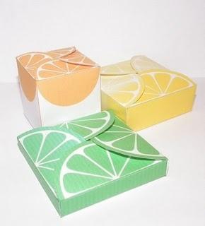 clever boxes - citrus flavors