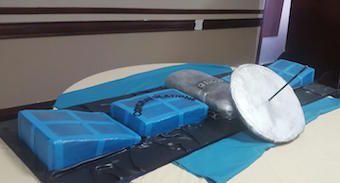 DSTV Cake design by Annica's