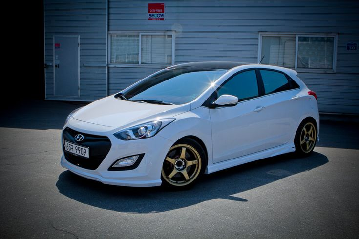 hyundai i30 elantra gt gd tuning tuning pinterest. Black Bedroom Furniture Sets. Home Design Ideas
