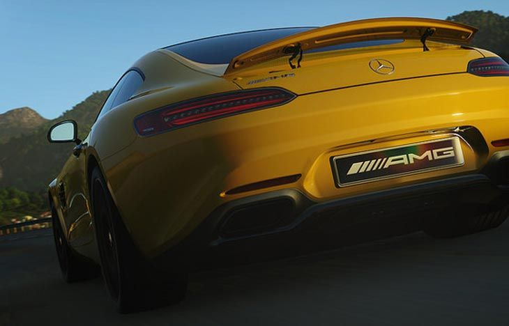 Shortly after the Driveclub PS4 release you will be able to get the Mercedes Benz AMG GT, as free DLC.