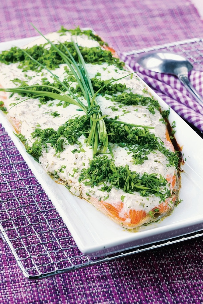 Jogurttiuunilohi | Kalaruoat | Pirkka #food #fish