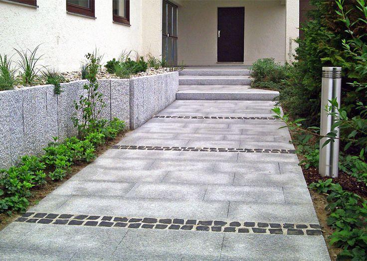 Hauseingänge, Hofeinfahrten, Garten | Marohn & Binder Gartengestaltung in Renningen bei Stuttgart