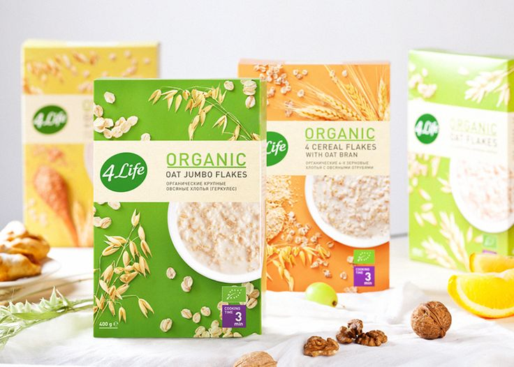Restyling of the 4LIFE – the well known brand combining a wide range of natural, organic foods with improved composition, created for people with an active lifestyle and a conscious choice in favor of the most healthy and safe food. The range of the umbrella brand 4LIFE includes cereals, oat cereals and brans, wholegrain flour, brown sugar and iodized sea salt.
