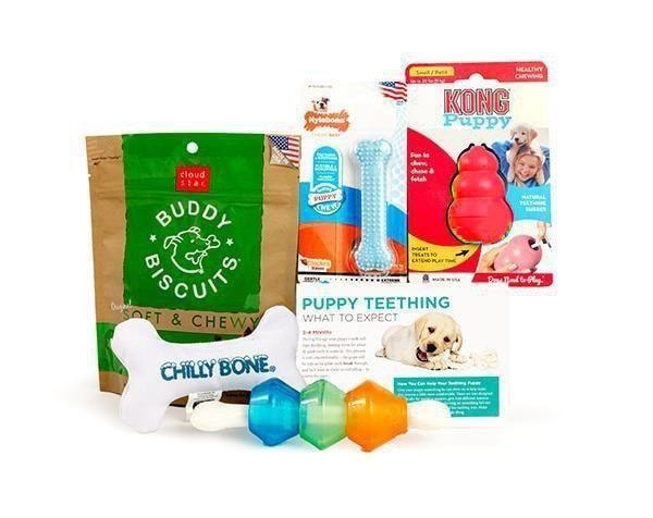 Puppy Teething Pack Puppy Teething Puppy Toys Teething Puppy Chew Toys