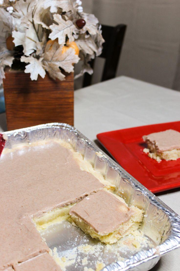 Gluten Free Cinnamon Shortbread Bars #SundaySupper, Perfect for a Holiday Dessert!