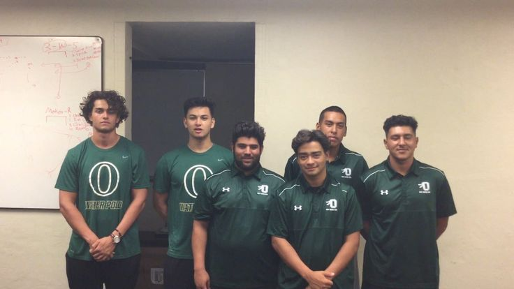 Ohlone College Men's Water Polo