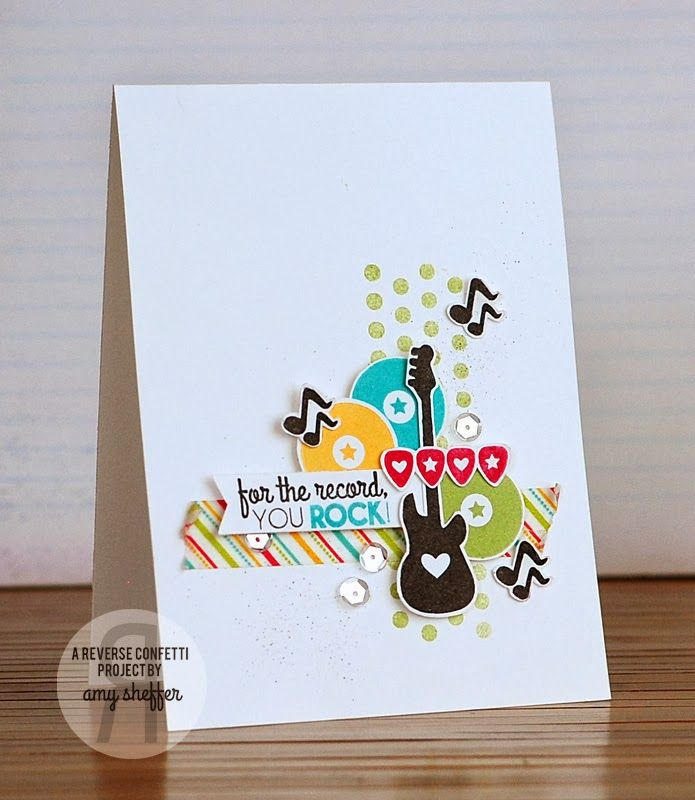 134 Best Images About Birthday Cards Music Theme On