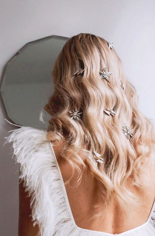 Trendsetting Hairstyles For Wedding Guests And Brides Too