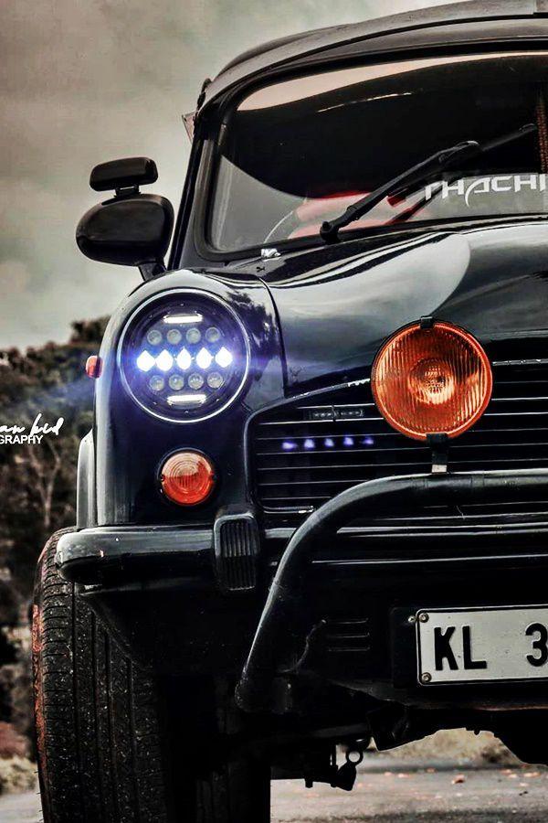 Modified Black Ambassador From Kerala Modifiedx In 2021 Lifted Cars Ambassador Modified Cars