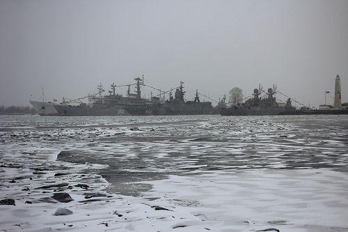 Кронштадт/Kronstadt | Gulf of Finland (Baltic Sea) | Sergey Kukota | Flickr