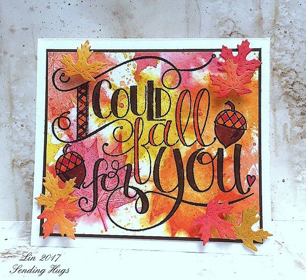 I Could Fall For You by Lin Brandyberry | www.tammytutterow.com