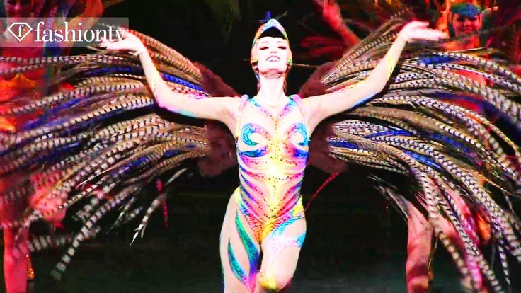 Le Lido Cabaret in Paris ft The Bluebell Girls | FashionTV - FTV HOT