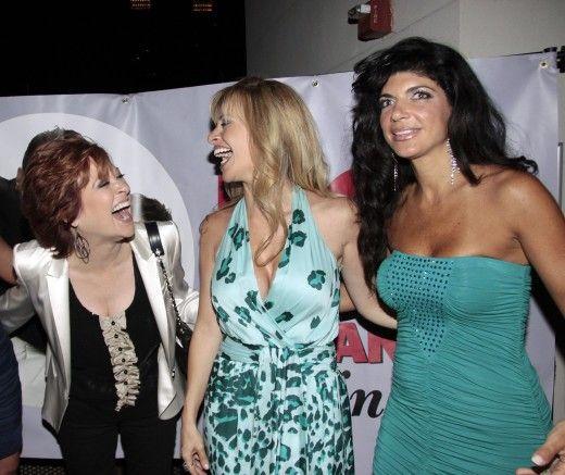 teresa giudice and dina manzo | Caroline Manzo, Dina Manzo, and Teresa Giudice