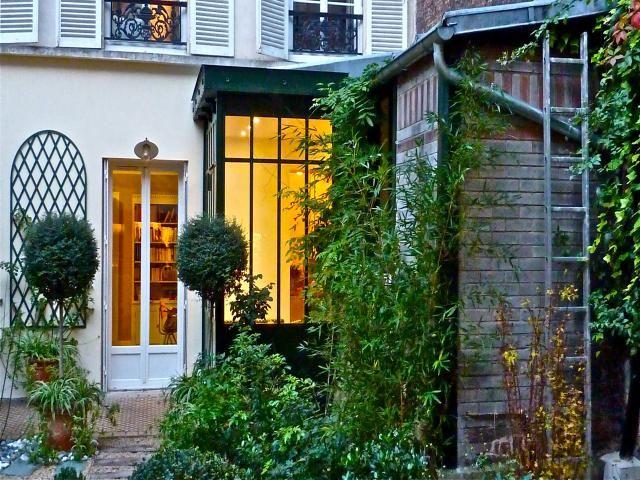 les 19 meilleures images du tableau sas d 39 entr e sur pinterest acier extension maison et jardins. Black Bedroom Furniture Sets. Home Design Ideas