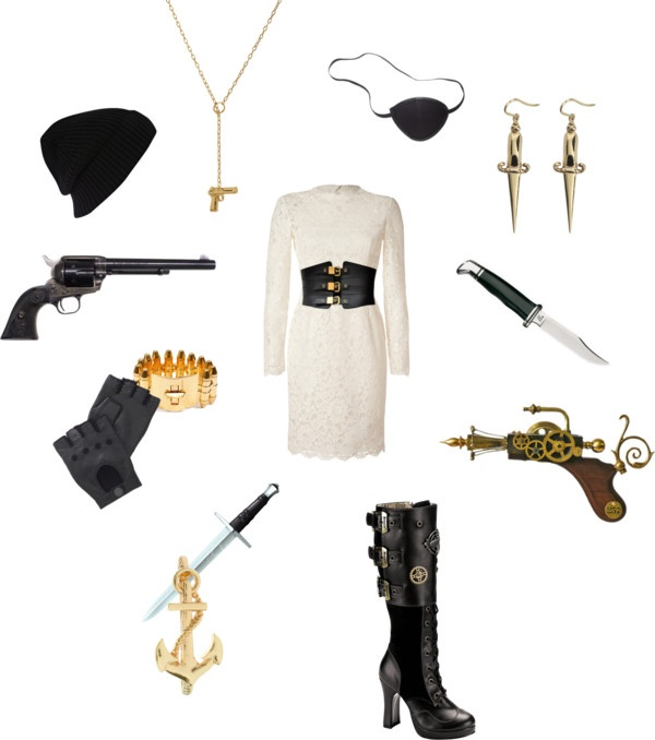 """""""--"""" by thugboat on Polyvore"""
