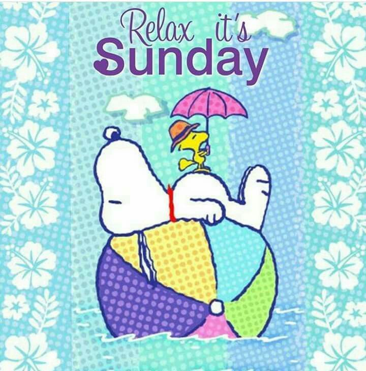 Relax Its Sunday