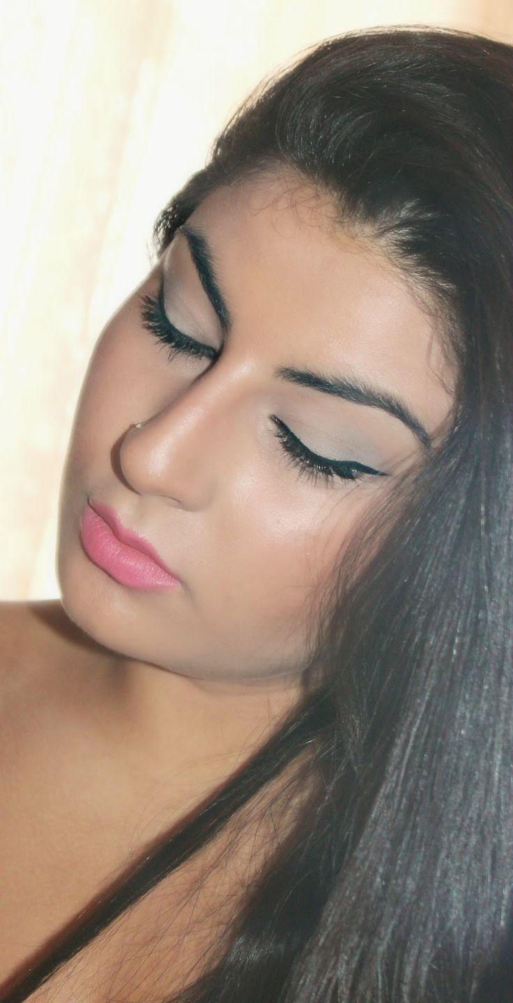 MakeUpTheMood: Grey & Pink