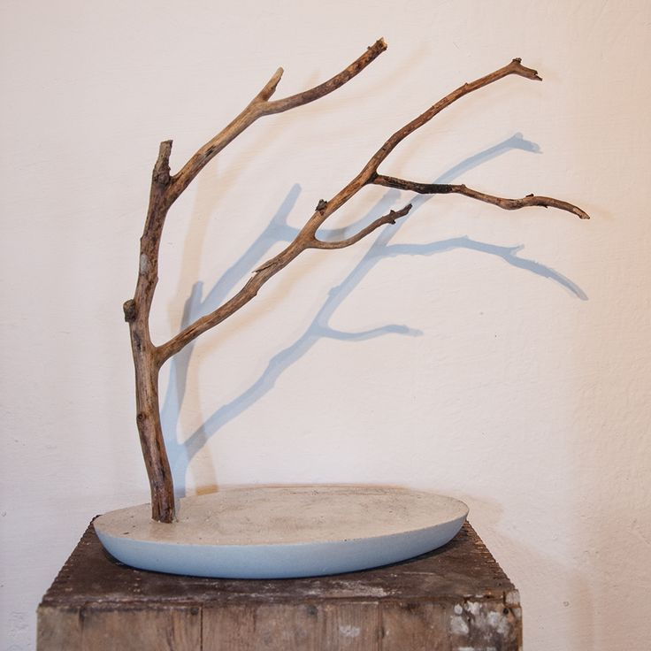 Little tree concrete