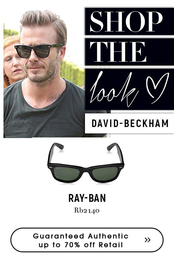 0a5e8eea27984 David Beckham-  rayban  sunglasses for  men  wayfarer  eyeglasses123 ...