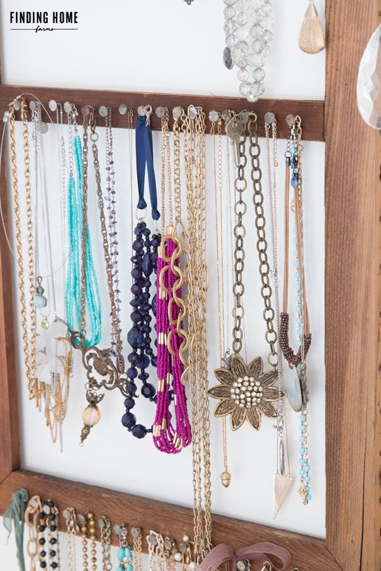 107 best Jewelry Storage images on Pinterest Home Jewelry