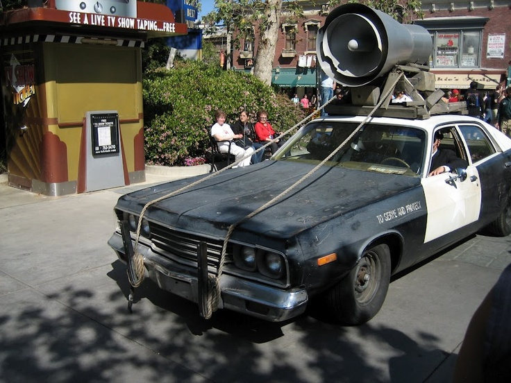 The Bluesmobile
