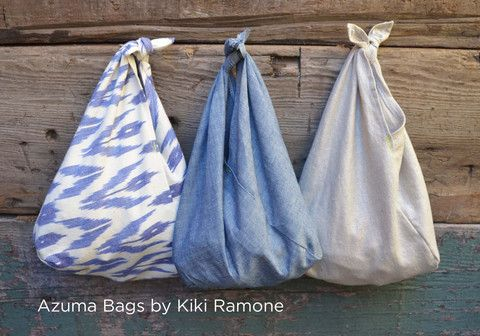 Instructions for making the Azuma Bento bag *New!* *Improved!*